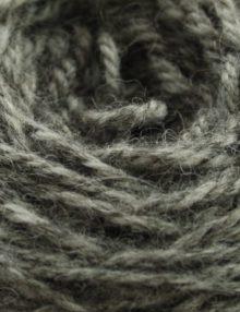 Alpaca with Shetland DK Yarn - warm grey