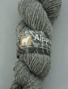 Alpaca DK Yarn - Grey
