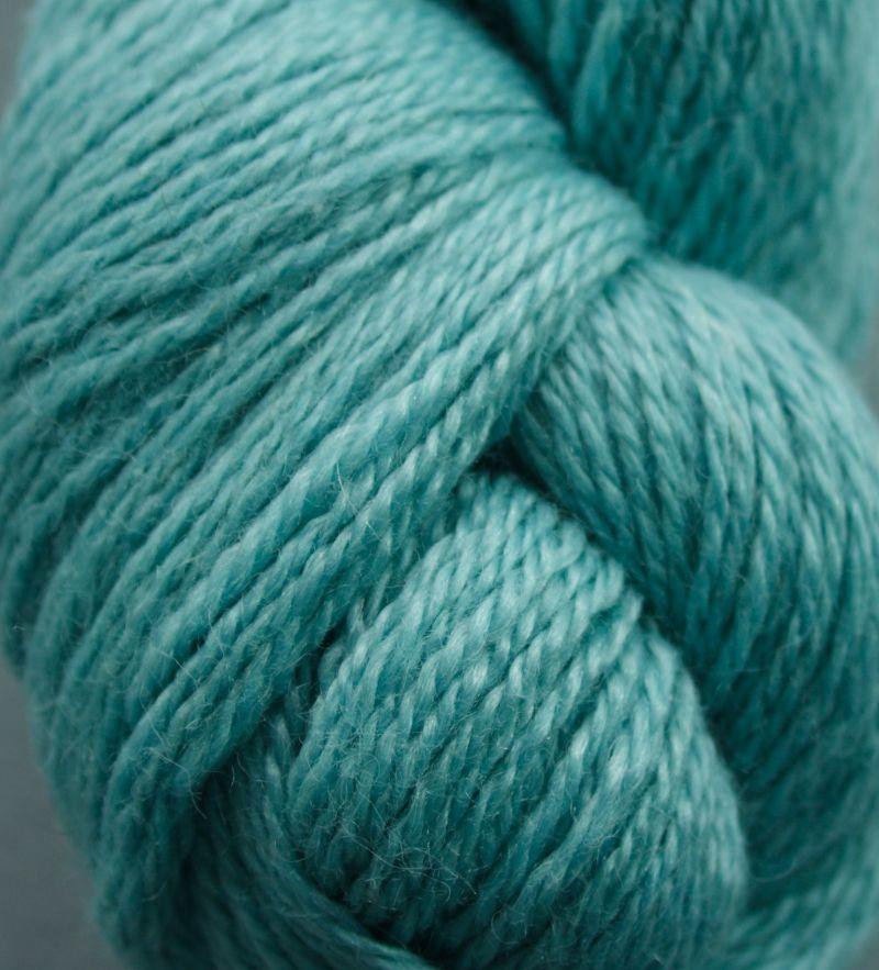 Whitbarrow Alpaca Fingering yarn - light teal