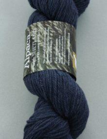 Alpaca DK yarn - navy
