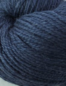 Alpaca fingering yarn -Swallownavy