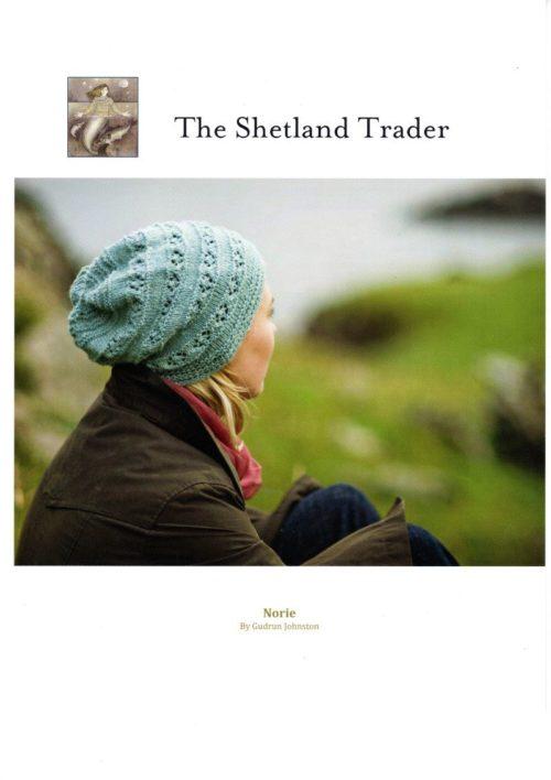 Norie Beanie Hat Knitting Pattern