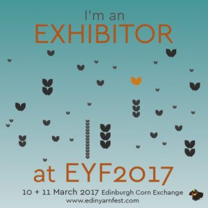 Edinburgh Yarn Festival Exhibitor