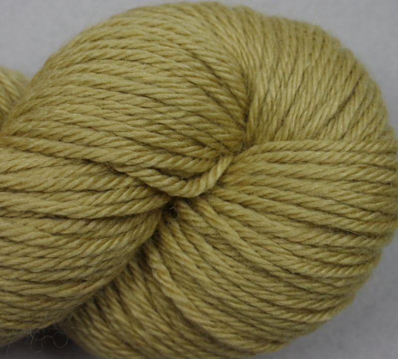Alpaca Merino Silk DK yellow