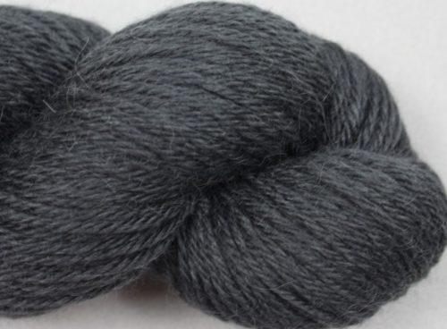 Alpaca DK Yarn Grey