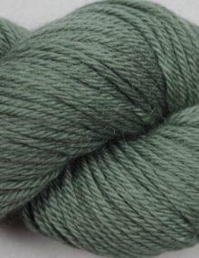 Alpaca DK Yarn Green