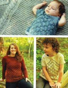 0577443d9 Designer Knitting Patterns Archives - Town End Yarns