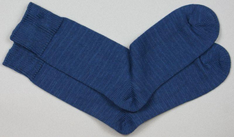 Alpaca Dress Sock Royal Blue
