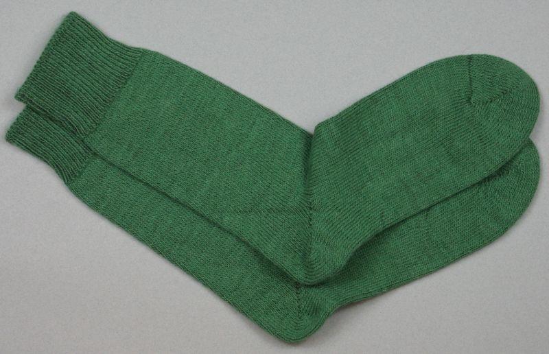 Alpaca Dress Sock Sage Green