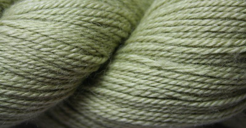 Whitbarrow alpaca fingering yarn.