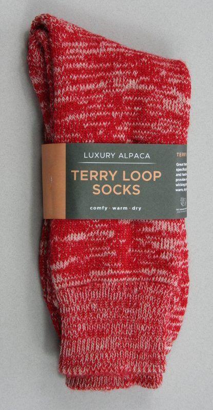 Terry Loop Socks