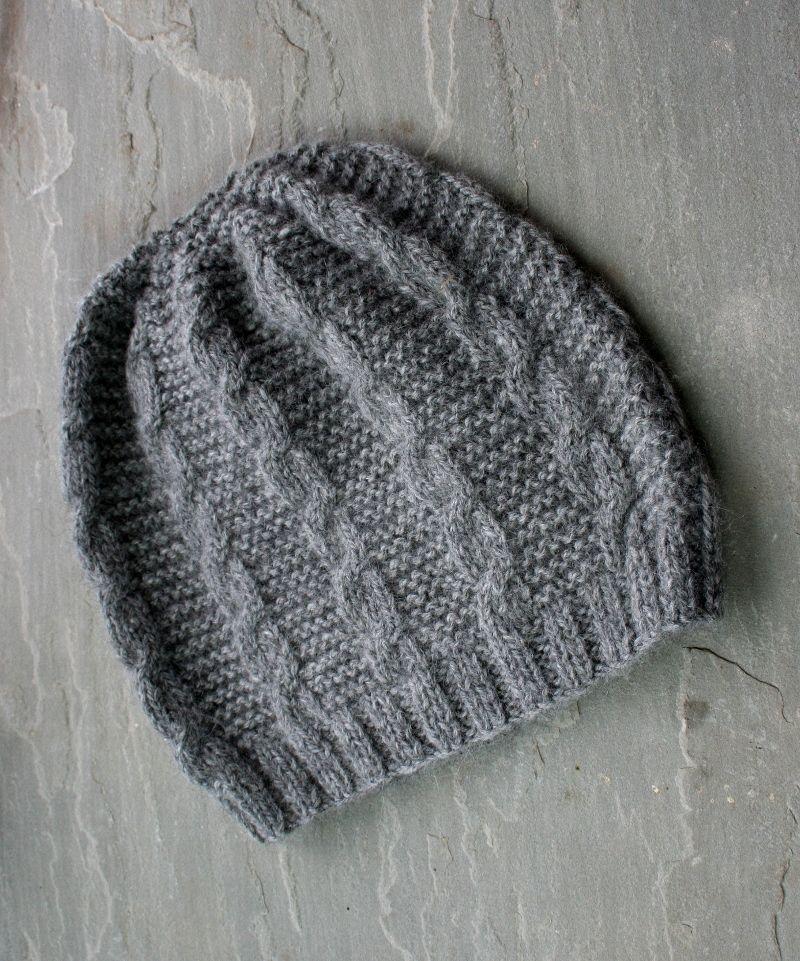 e50bc4789f49b8 Cable headband knitting pattern. 🔍. baby beanie pattern DK
