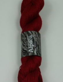 Whitbarrow Alpaca Merino Silk Fingering Nightshade