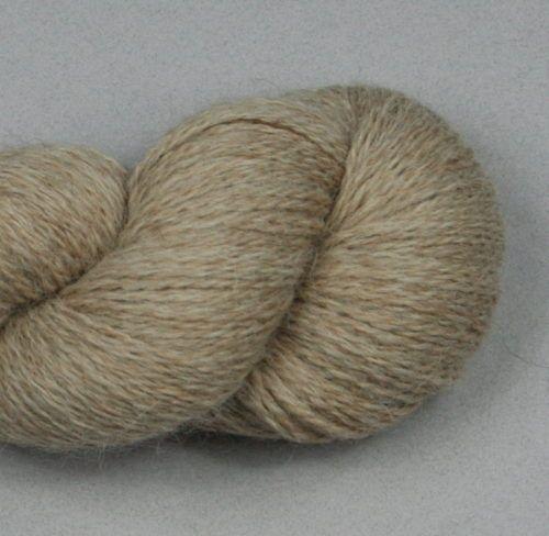 Alpaca Merino Light 3ply Fawn