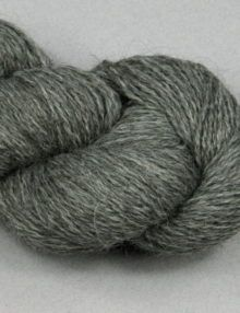 Alpaca Merino Light 3ply Grey