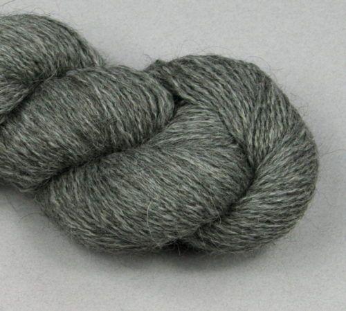 Alpaca Merino Light 3ply Grey