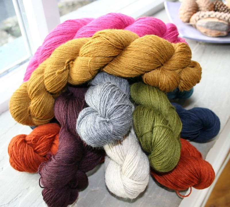 Cumbria Sock Yarn Gen