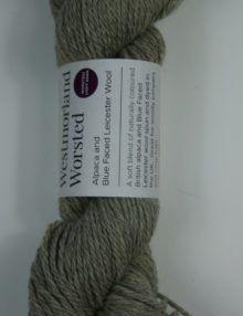 alpaca wool, worsted yarn