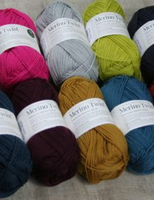 Merino 4ply yarn