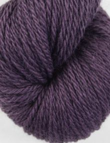 alpaca wool worsted yarn damson