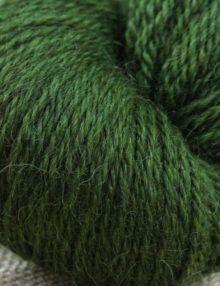 alpaca wool sock yarn green