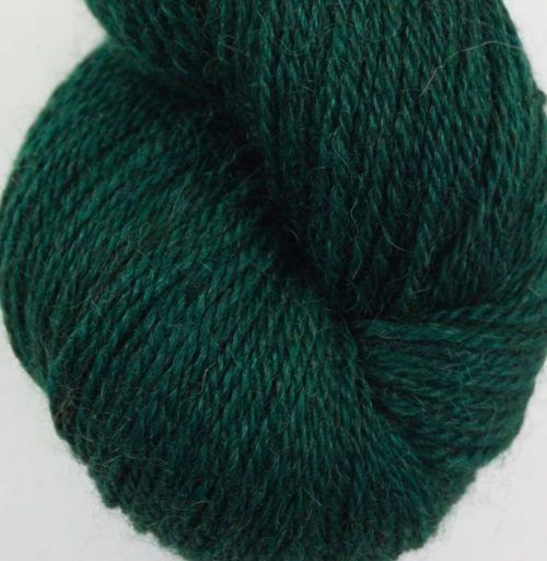 alpaca wol sock yarn green