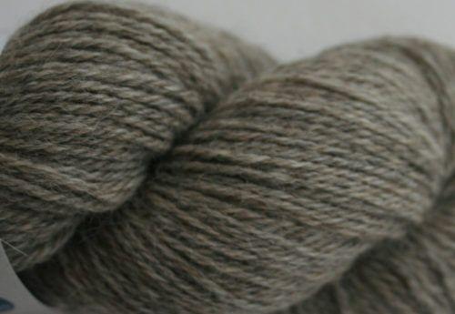 Natural alpaca wool sock yarn