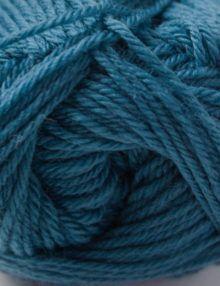 Merino 4ply yarn teal