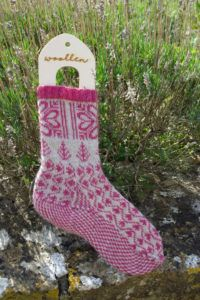 Nordic Star socks