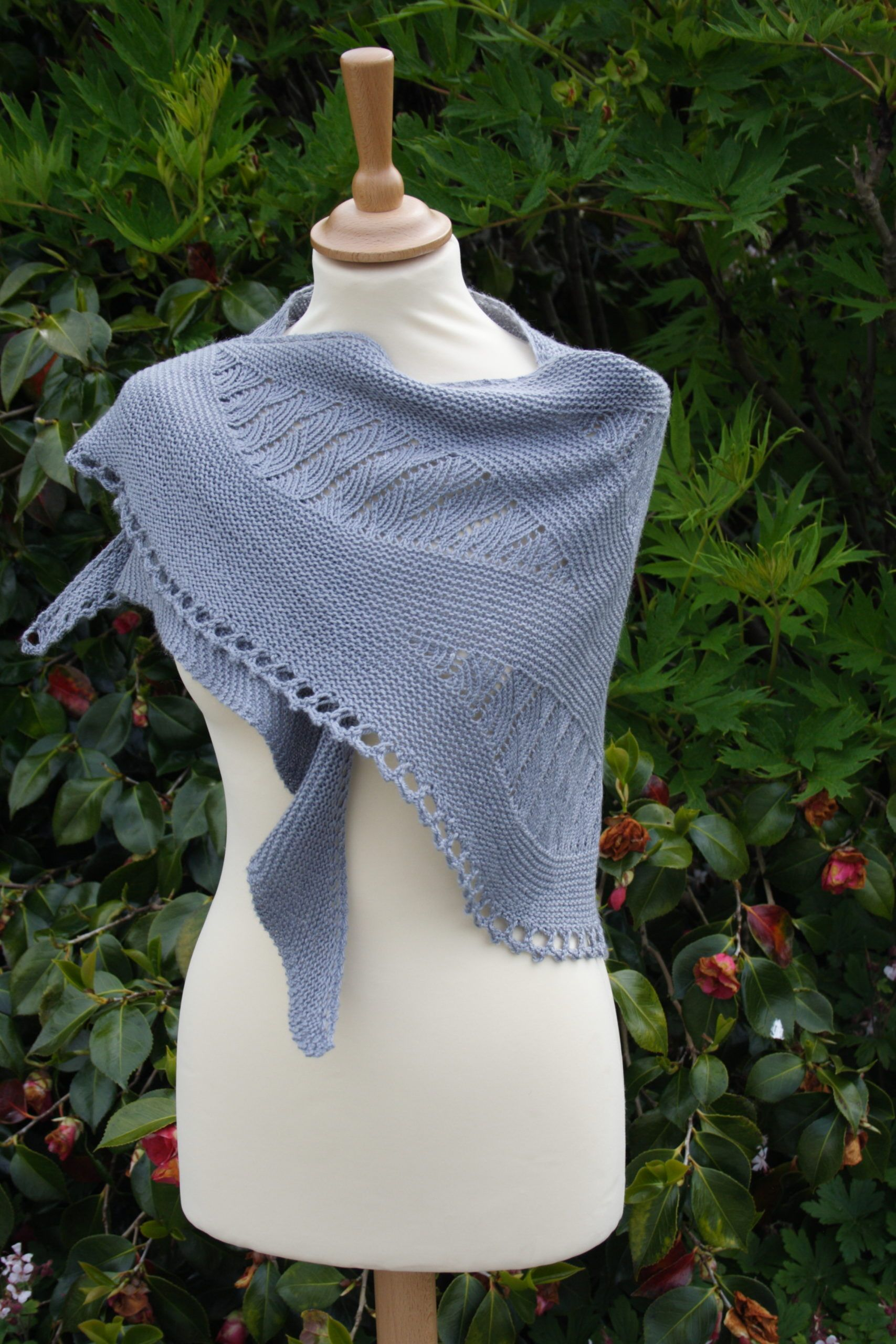 Water shawl in Whitbarrow