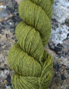 Poldale Wool DK Mos Green
