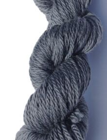 Chunky Merino yarn grey