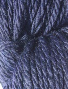 Chunky Merino Yarn Navy