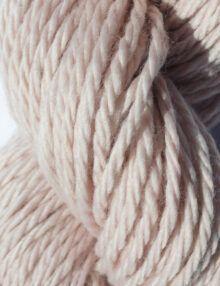 Chunky merino yarn pink