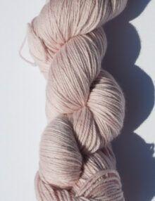 merino alpaca silk fingering yarn pink