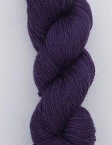 merino alpaca silk fingering yarn damson