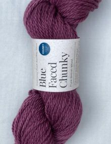 Blue Faced Leicester Chunky Knitting Wool